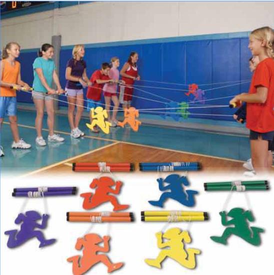 Игра командный транспортер на взаимодействие
