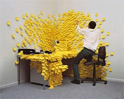 История создания Post-it для обучения