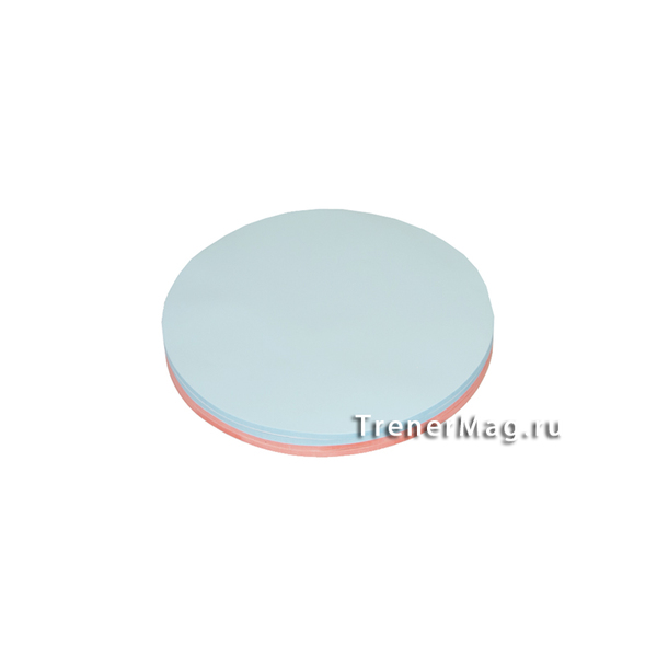 Набор круглых клеевых карт Дуэт (9,5см, 100шт.) для работы учителя - в магазине ТренерМаг