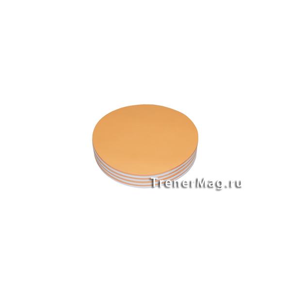 Набор круглых клеевых карт Зебра (9,5см, 200шт.) для работы бизнес тренера - в магазине ТренерМаг