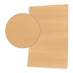 Бумага для модерационной доски светло-коричневая (1,16х1,40м)