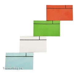 Магнитные карточки для досок Agile, Scrum, Kanban (4,5 x 7,5 см)