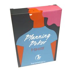Карты Покер планирования T-shirt