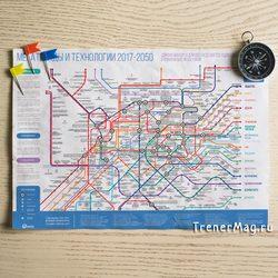 Карта трендов 2017-2050