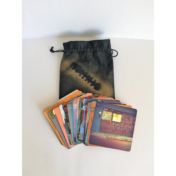 40 карт Хулиганская колода Знаки вселенной для модератора