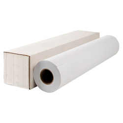 Бумага белая в рулоне для стен от 1 метра (ширина 0,914м)