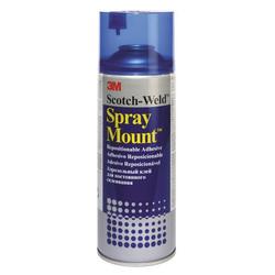 Клей-спрей  универсальный Spray Mount (400мл)