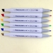 Маркеры FINECOLOUR 6 цветов (двухсторонние) 4 для