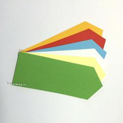 Карты Указатель прямоугольный (17,5х6,7см)