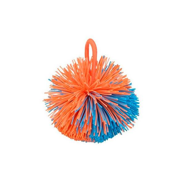 использование Мячик Куш болл (Koosh Ball, 2-х цветный) 6см для игр