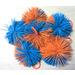 Мячик Куш болл (Koosh Ball, 2-х цветный) 6см 1 для