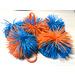 Мячик Куш болл (Koosh Ball, 2-х цветный) 6см 2 для