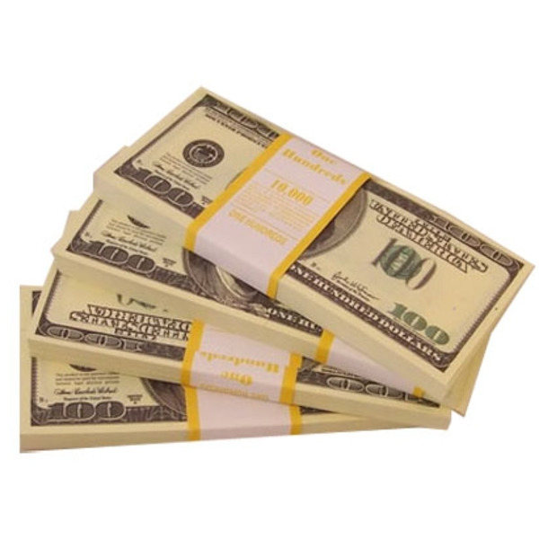 Деньги для игр (100 Долларов) для модераторов
