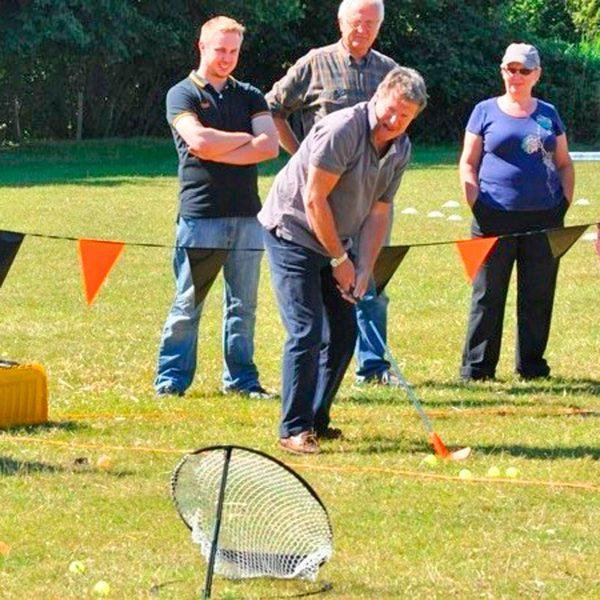 Игра Луночный гольф для проведения фана на корпоративных мероприятиях