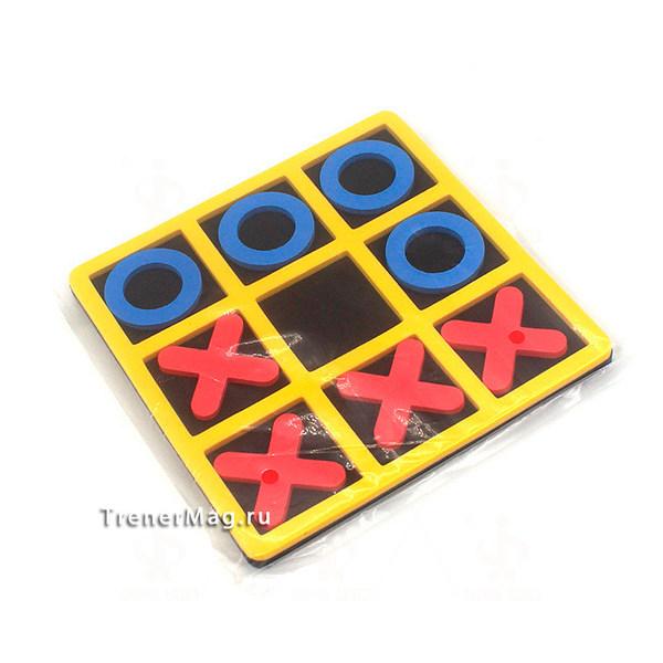 Командная игра Крестики Нолики (мини) для работы с группами и командами на сессии