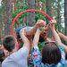 Игра Огненный круг для работы с группами и командами на сессии