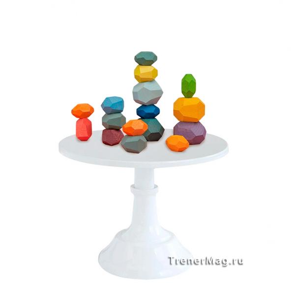 Командная игра на баланс Вавилонская башня для бизнес завтрака