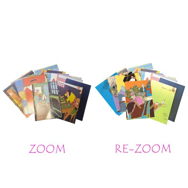 Игра на декомпозицию целей ZOOM + reZOOM для обучающего занятия