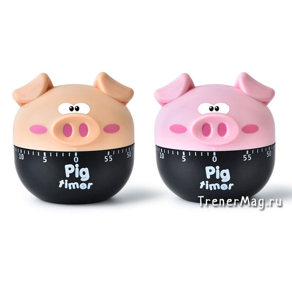 Таймер Cartoon Pig timer (Свинка)