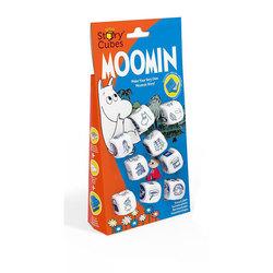 Кубики историй Мумми-тролли 9шт.