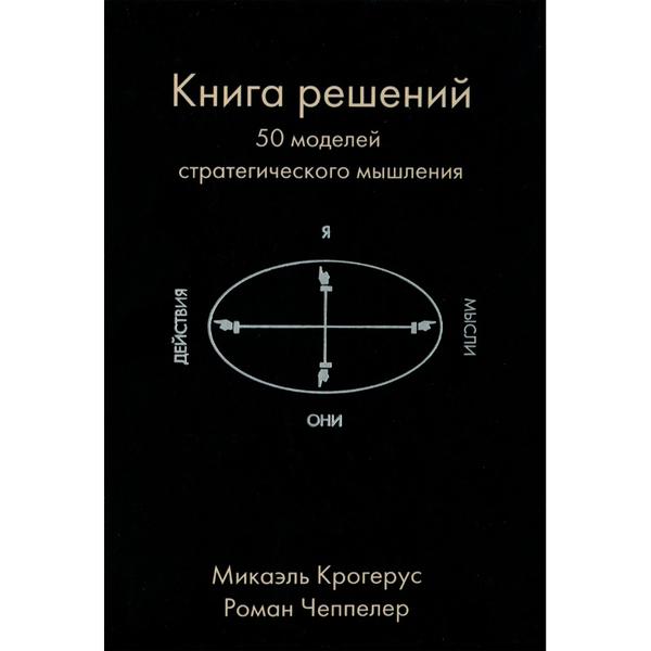 Книга решений 50 моделей для модерационных карт