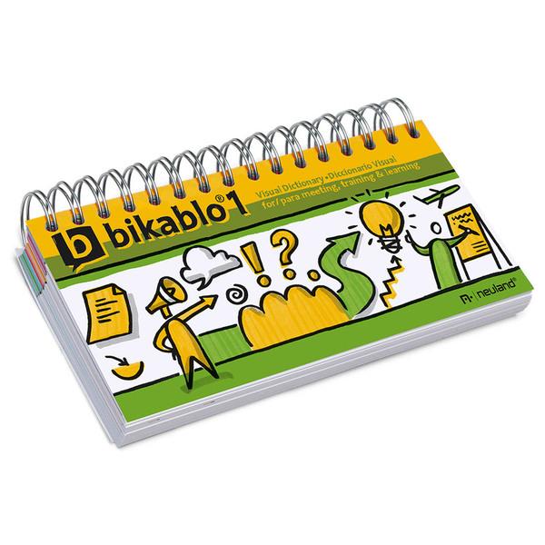 Визуальное пособие-словарь Bikablo для работы менеджеров по обучению
