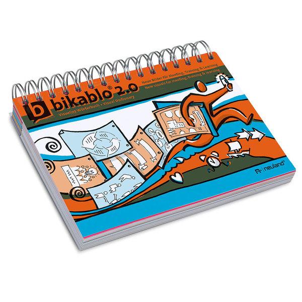 Графический словарь Bikablo 2 для работы методистов