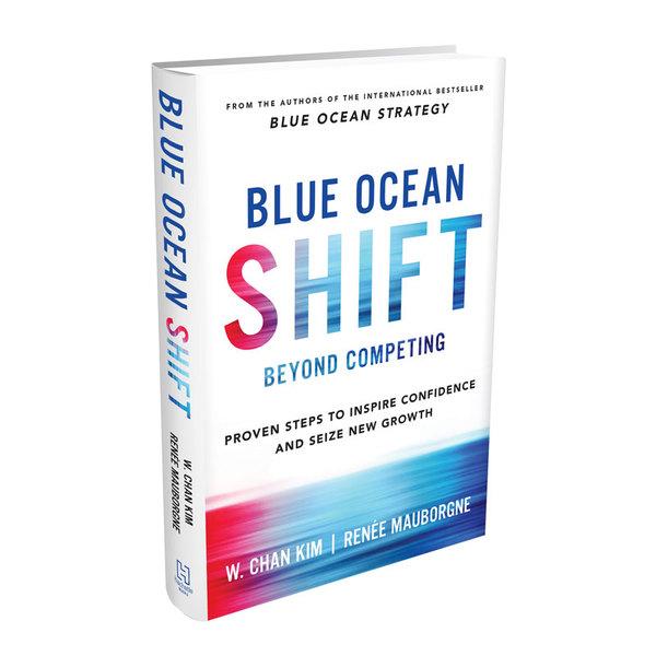 Blue Ocean Shift: Beyond Competing (ENG) для работы фасилитатора
