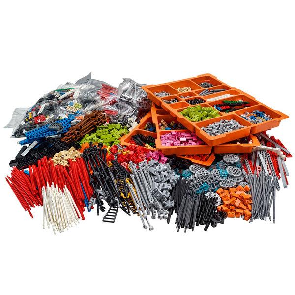 LEGO SERIOUS PLAY. Набор Коннекторы и связи для работы на стратегической сессии