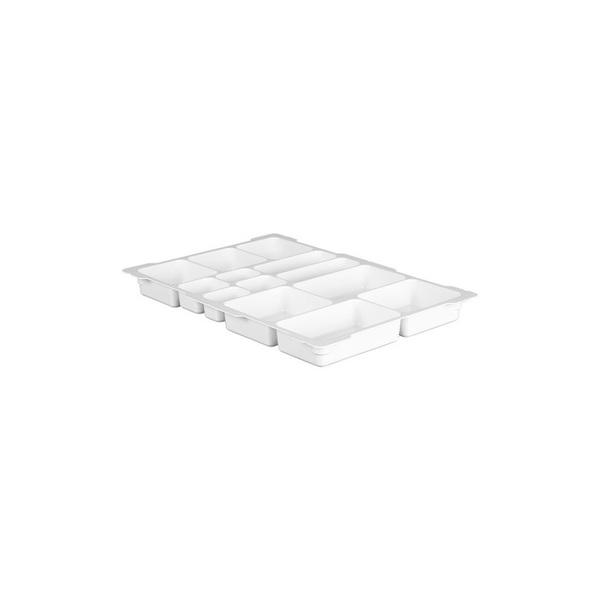 Лоток для ЛЕГО сортировочный для размещения мелких деталей Лего сериус плей