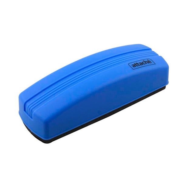 Губка-стиратель для маркерных досок с пластиковым держателем для применения на совещаниях