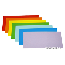 Магнитные модерационные карточки Прямоугольные