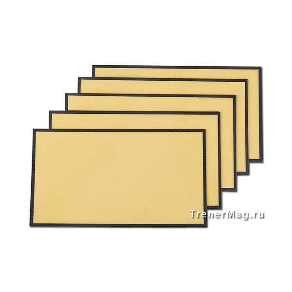 Золотые магнитные карточки для Scrum команд для гармонизации в бизнесе