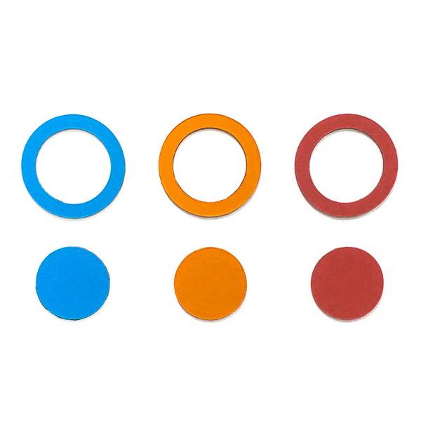 Круглые магниты для гармонизации в бизнесе
