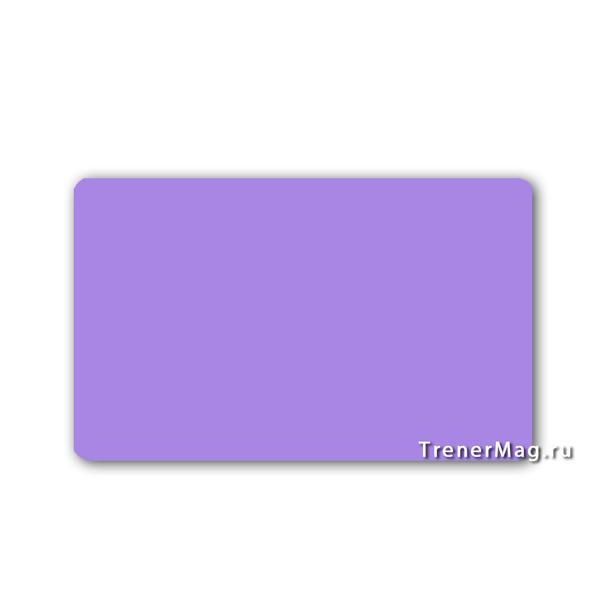 Карточки магнитные для записей Лиловые для
