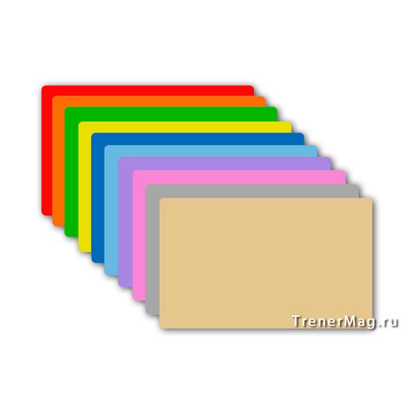 Карточки магнитные для записей для