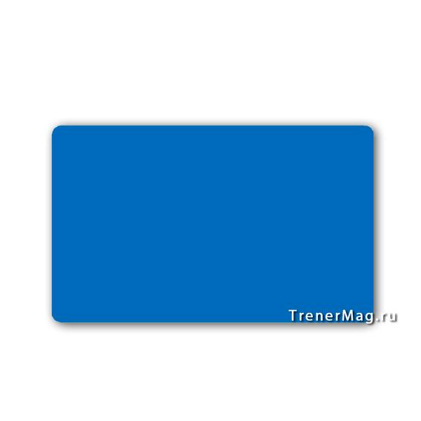 Карточки магнитные для записей Синие для