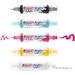 Набор акриловых маркеров Edding 5400 двусторонние (2-3 мм и 5-10 мм) 3 для