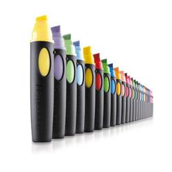 Большие тренерские маркеры Неуленд BigOne (разноцвет)