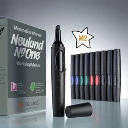 Маркеры Neuland No.One в наборе М2 (10 шт.)