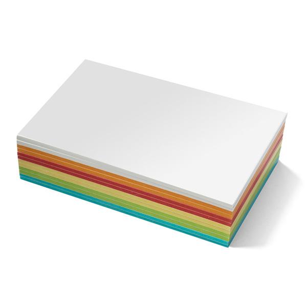 Клеевые прямоугольные карты Большие (14,9х20,7 см)