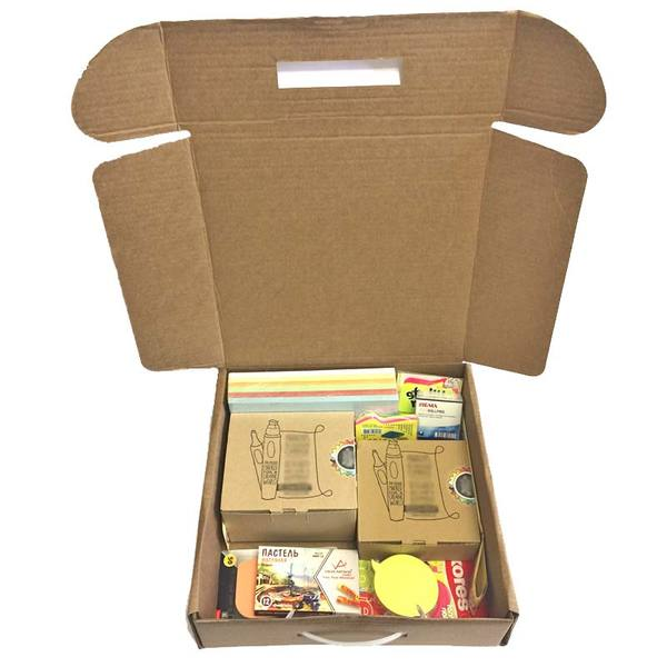 применение Набор для тренера в коробке для мастер класса