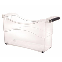 Универсальный контейнер для хранения на колесиках
