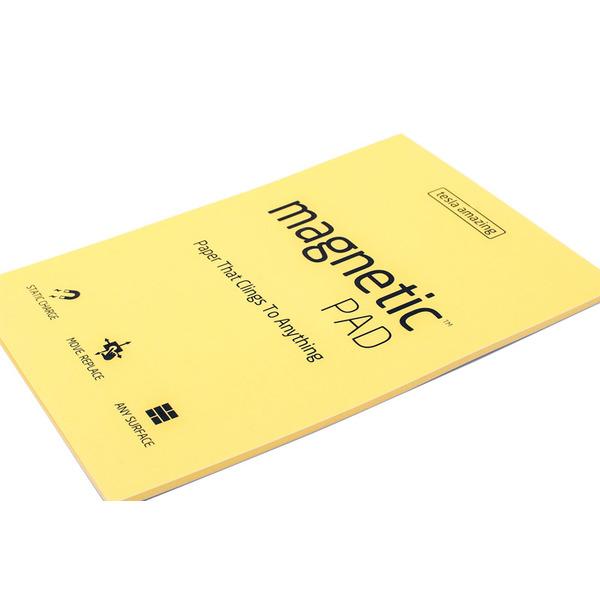 """Блокнот Magnetic PAD """"А5"""" электростатические (148х210мм, 50шт.) для работы фасилитатора"""