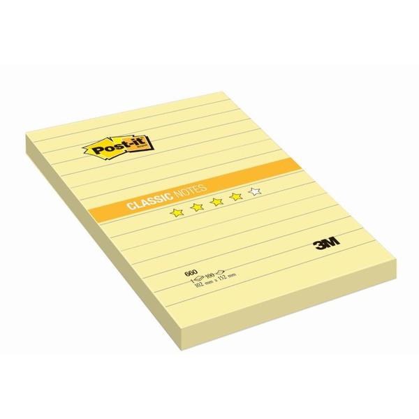 использование Листы Post-it в линию (10x15cм, 100л.) в создании и написании кейсов по работе с клиентами