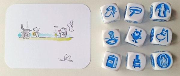 купить для обучения Story Cubes