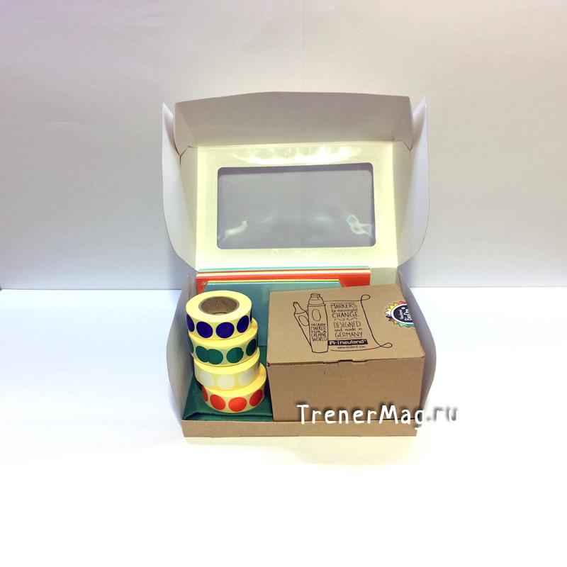 подарочный набор фасилитатора купить