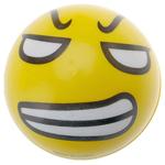 мяч детский эмоджи желтый для совещаний