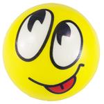 мяч детский эмоджи желтый для стратсессии
